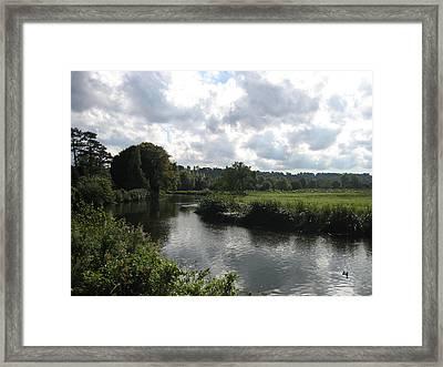Salisbury Framed Print