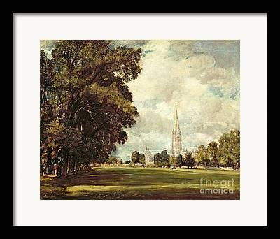 Salisbury Framed Prints