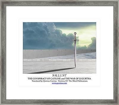 Sallust  Framed Print