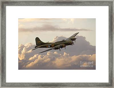 Sally B Framed Print
