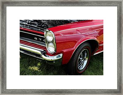 Sally II Framed Print