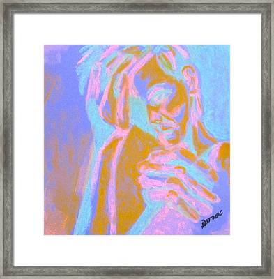 Sally Is That You? 1 Framed Print