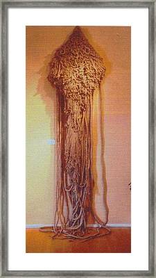 Salome Framed Print by Bernard Goodman