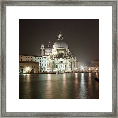 Salute Framed Print by Chris Beard