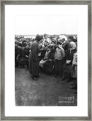Salvation Army, 1920 Framed Print by Granger