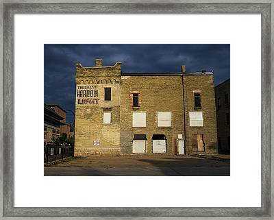 Salvation Army Citadel Framed Print by Bryan Scott