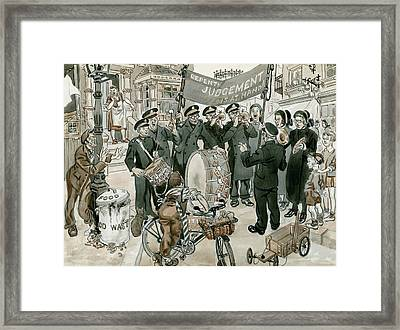Salvation Army Framed Print