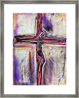 Salvation Framed Print