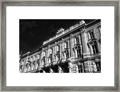 Salzburg Glory Framed Print