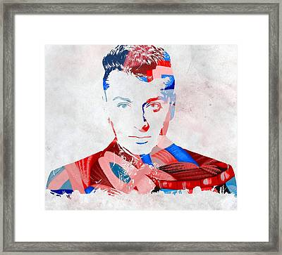 Sam Smith Framed Print by Dan Sproul