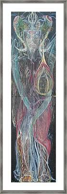 Samanaraj Framed Print by Brian c Baker