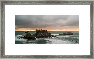 Samuel H Boardman Scenic Area Framed Print by Brian Bonham