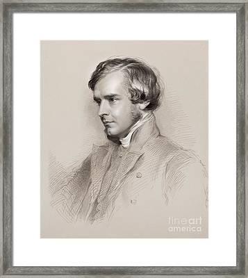 Samuel Wilberforce, Lord Bishop Framed Print by Paul D. Stewart