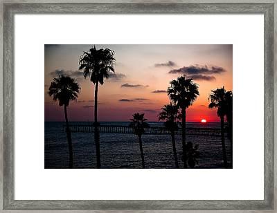 San Clemente Framed Print by Ralf Kaiser