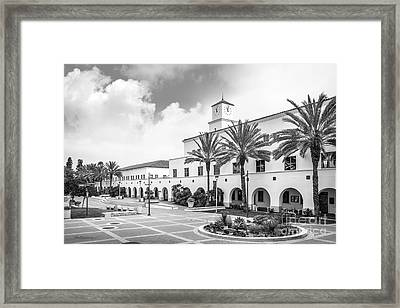 San Diego State University Student Services Building Framed Print