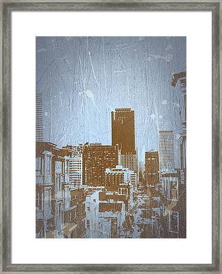 San Francisco 2 Framed Print