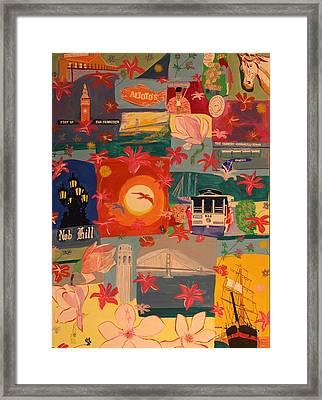 San Francisco Framed Print by Biagio Civale