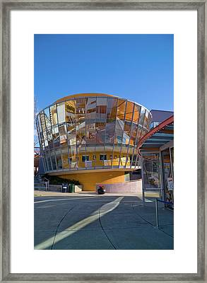 San Francisco Childrens Museum 1 Framed Print by David Smith