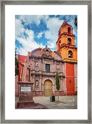 San Francisco Church Framed Print