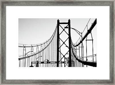 San Francisco Framed Print by Znz