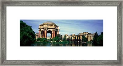San Franciscos Exploratorium Framed Print by Panoramic Images