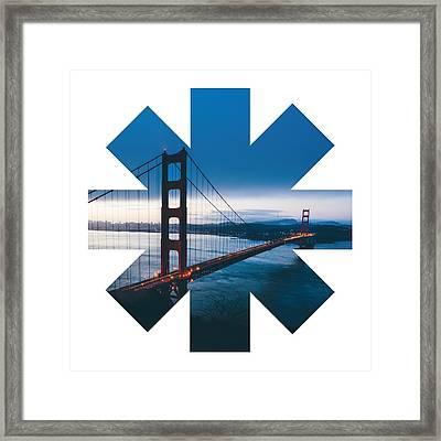 San Fransisco Framed Print by Rhcp