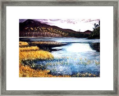 San Gabriel II Framed Print by Jack Spath