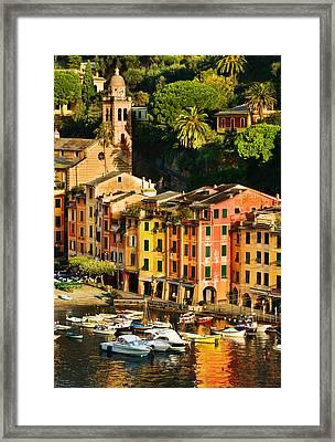 San Giorgio Framed Print by John Galbo