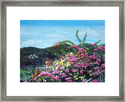 San Jose Church Matagalpa Framed Print