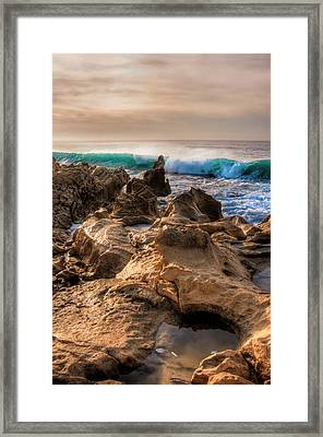 San Jose Del Cabo Framed Print by Rich Beer