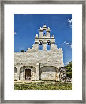 San Juan Capistrano #1 - San Antonio Framed Print