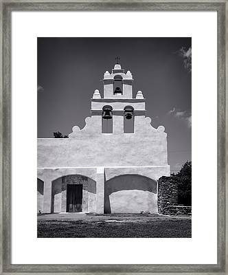 San Juan Capistrano #2 - San Antonio Framed Print