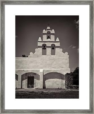 San Juan Capistrano #3 - San Antonio Framed Print