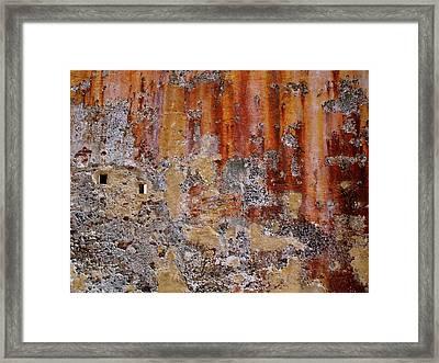 San Juan Puerto Rico 139 Framed Print by Per Lidvall