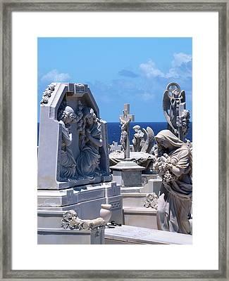 San Juan Puerto Rico 73 Framed Print by Per Lidvall