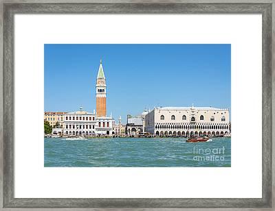 San Marco Framed Print by Svetlana Sewell