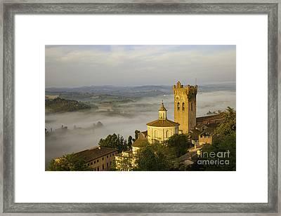 San Miniato Framed Print