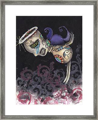San Pedrito Framed Print by  Abril Andrade Griffith