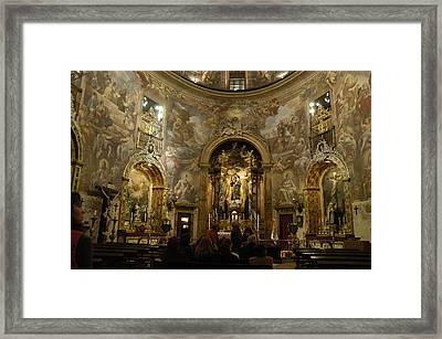 San Rafael/alemanes-1 Framed Print