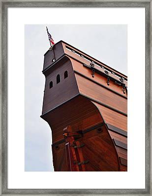 San Salvador Framed Print by See My  Photos