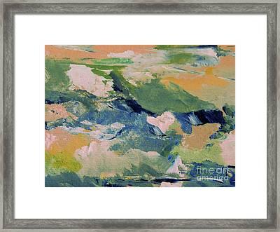 San Sui Framed Print