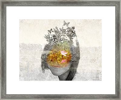 Sanctuary II Framed Print by Andre Pillay