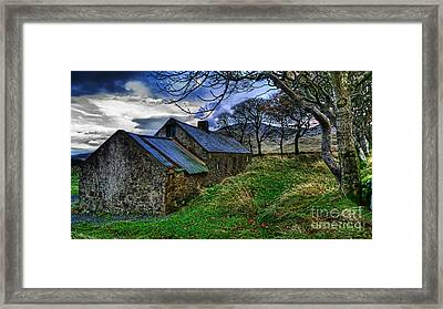 Sanctuary Framed Print by Kim Shatwell-Irishphotographer