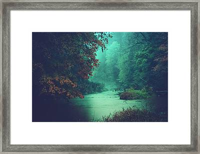 Sanctuary Framed Print by Kristin Hunt