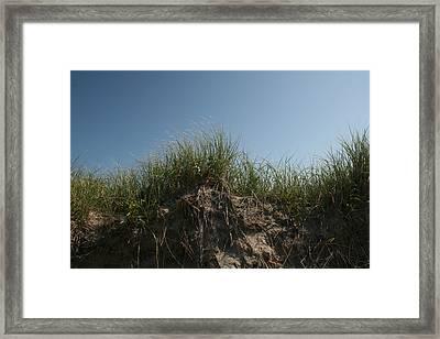 Sand Dunes IIi Framed Print by Jeff Porter