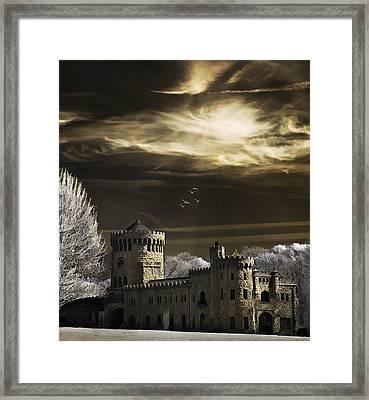Sands Point Framed Print by Steve Zimic