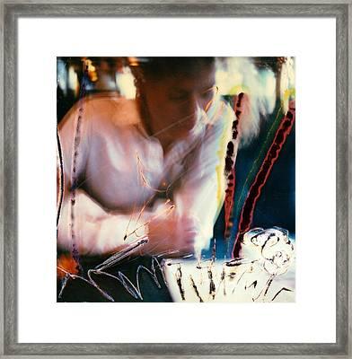 Sandy Framed Print by JC Armbruster