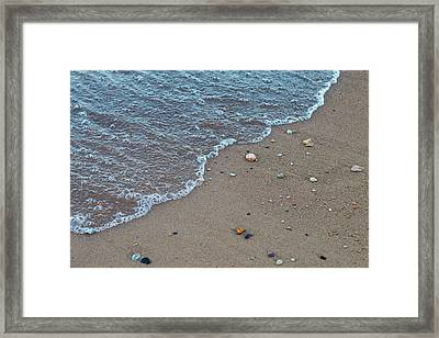 Sandy Framed Print