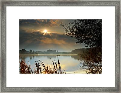 Sandy Water Park 1 Framed Print