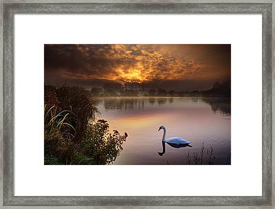 Sandy Water Park 2 Framed Print